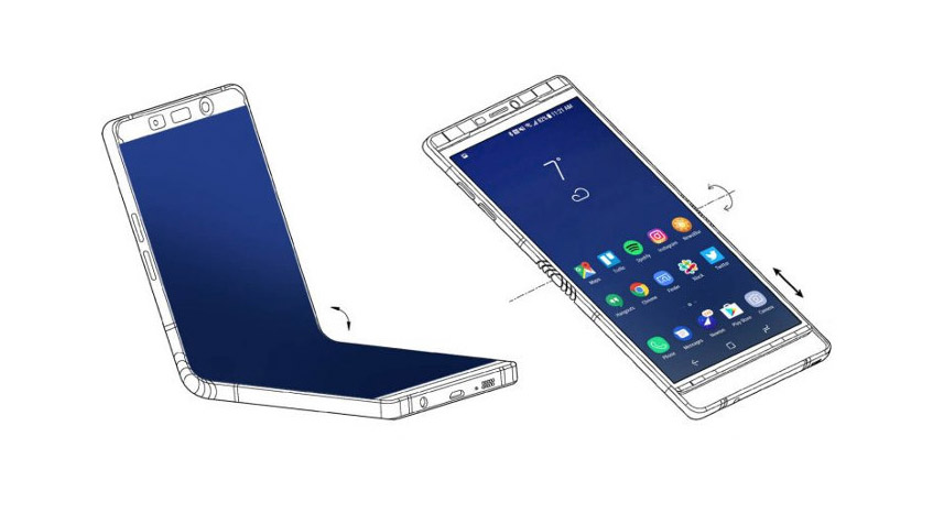 Samsung-foldable-OLED-displays-in-2018