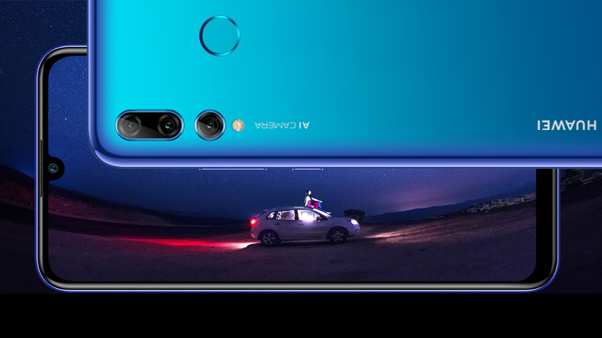 Huawei-P-smart+-2019-debuts-with-ultra-wide-camera