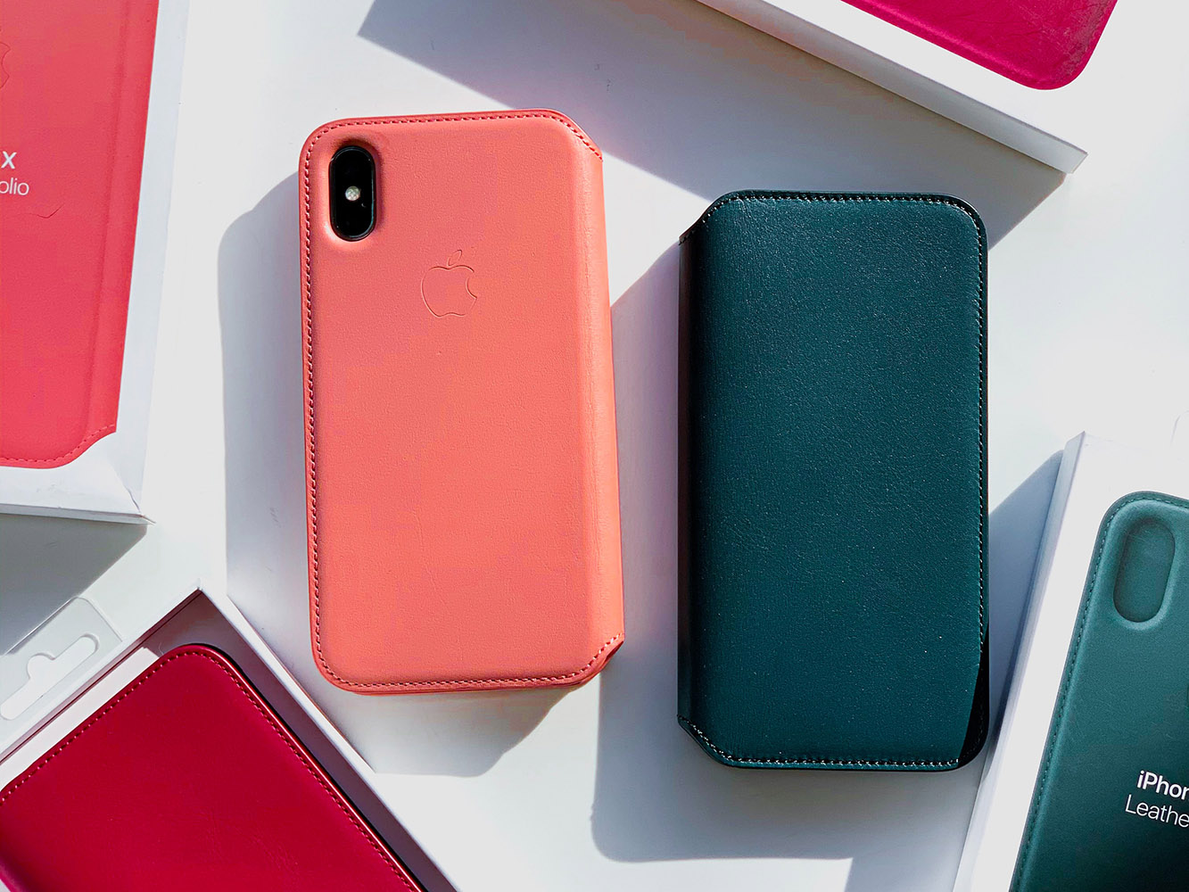 various-phone-cases